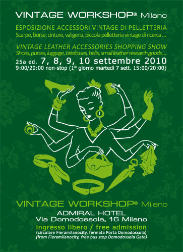 flyer Vintage Workshop MI 25a ed.